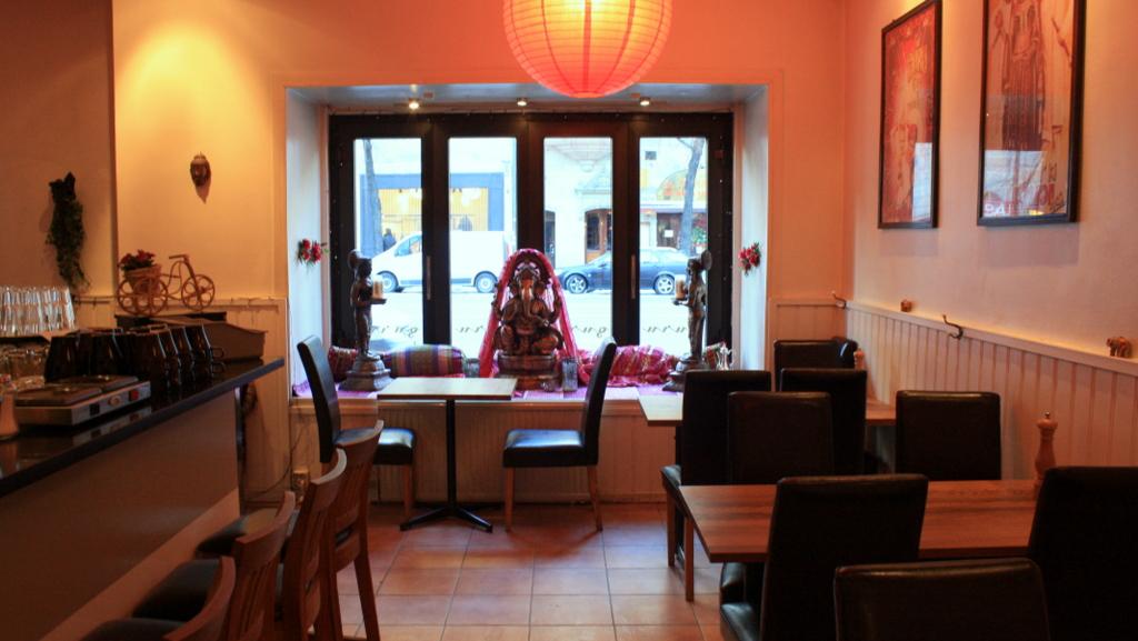 Välkommen till Guru - indisk restaurang